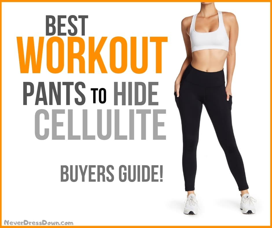 Best Workout Pants to Hide Cellulite