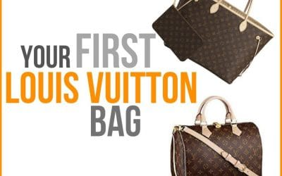 What Louis Vuitton Bag Should I Buy First?