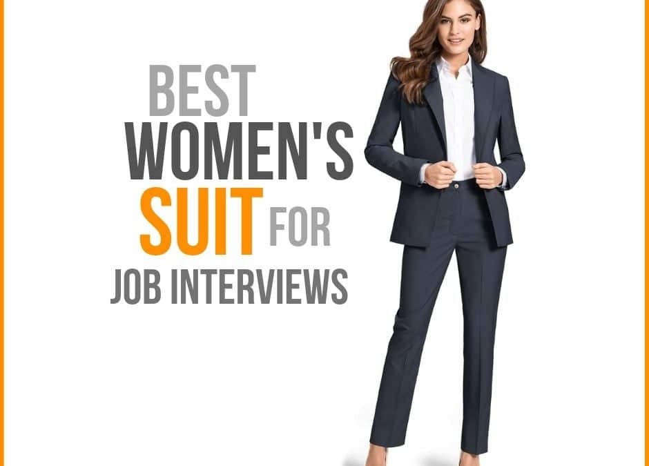 Women's Suit for Interview Success in 2019